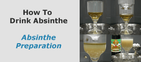 How To Drink Absinthe